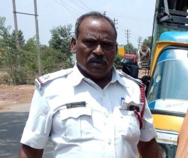 Traffic ASI dies of cardiac arrest while on duty in Bengaluru: