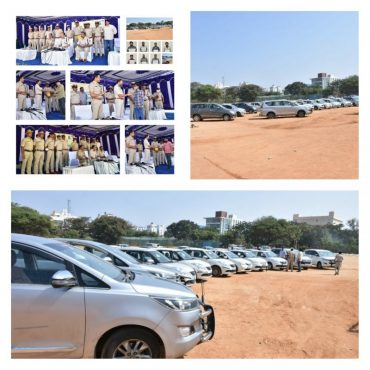 Inter-State Car thieves gang busted by KG Halli Police Recovered 48 Hi-End Cars worth of Rs.4 Crore :