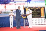 Inauguration of Extension of Naval Jetty Phase-II at Naval Wharf, Haddo