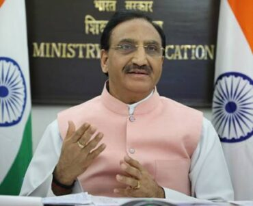 The Framework is aligned with the NEP vision of achieving global standard in assessments – Shri Ramesh Pokhriyal 'Nishank'