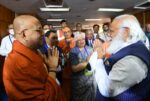 Prime Minister meets Community Leaders in Bangladesh