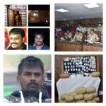 Sandalwood Drugs link:East division police raid premises of producer Shankar gowda in Bengaluru;