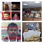 Kannada film producer arrested by Govindapura police for peddling drugs :