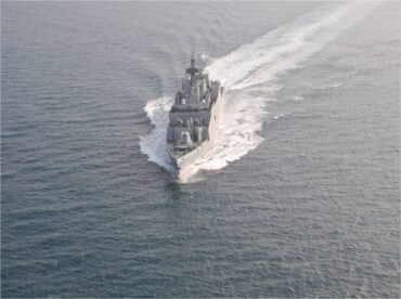 Indian Navy Ships and Aircraft to participate in exercise La Perouse