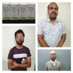 Trio held by CCB for stocking and Black marketing of Remdesivir in Bengaluru,11 Injections bottles seized: