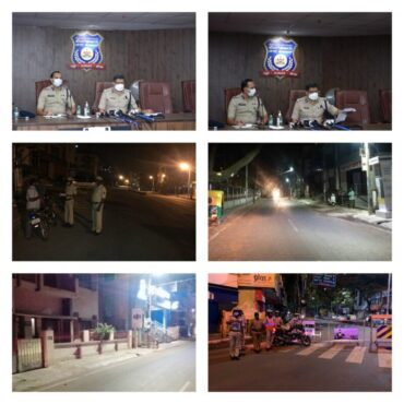 Karnataka gears up for Night Curfew from April 21 to 04th May,Bengaluru Police Commissioner Kamal Pant says will implement Night curfew very strictly: