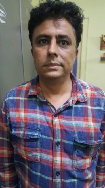 Ongoing cricket betting racket busted Bookie held by Banaswadi police betting amount Rs.86,000 seized.