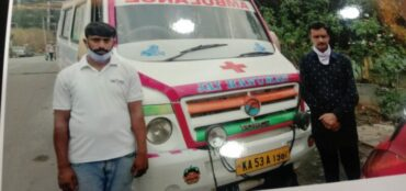 Ambulance Owner and Driver Arrested for demanding Rs.60k from kin of Covid-19 victim to ferry body: