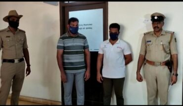 Scared of gory death of their associate Due to devine powers of Mangaluru koragajja temple two men confess to crime