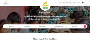 NITI Aayog Launches'Poshan Gyan', a Digital Repository on Nutrition Information