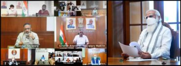 PM holds a high level meeting on oxygen supply and availability