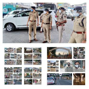 Bengaluru Police Commissioner Kamal Pant directs officials not to use the force but ensure strict enforcement: