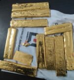 Two men nabbed.9.30 Kg Gold Bars Worth Rs.4.67 Crores hidden in secret compartment in car,seized by Bengaluru DRI Unit