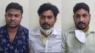 Sadashivanagar police arrested trio,unearthed black marketing of Hospital Beds for COVID19 patients