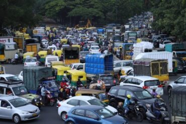 Bengaluru unlock: City witnesses heavy traffic at several places