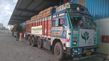 In a boost to exports from eastern region, 24 MT of groundnuts exported to Nepal from West Bengal