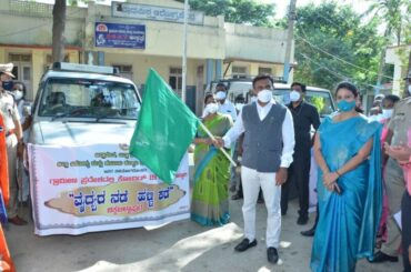 Paediatric wards being set up in district hospitals to tackle possible third Covid wave: Karnataka Health Minister: Dr.Sudhakar