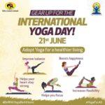 GAIL Celebrates International Yoga day