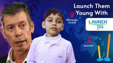 Akshaj will be the first face of Buchanan's Launch Them Young campaign in India