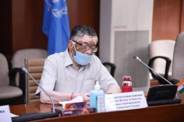 Shri Gangwar reiterates commitment to improve employment outcomes for the youth in India