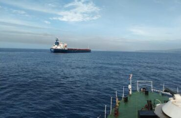 Indian Coast Guard on alert as oil spill reported from Haldia-bound Portuguese flag Container ship
