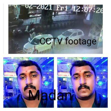 Financier hacked to death in Banashankari by armed gang live murder caught on CCTV camera