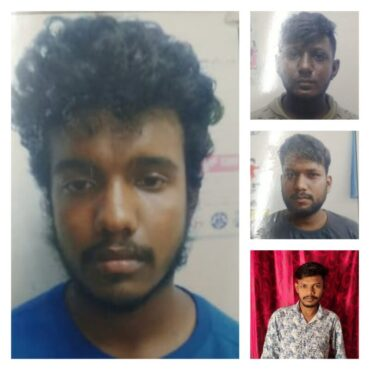 Amruthahalli police arrested 3 persons for ransacking hotel in Bengaluru
