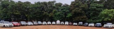 The organized crime wing of CCB unearthed a cheating case and arrested 3 Car dealers and Seized 19 Hi-End Cars worth Rs.3 Crore