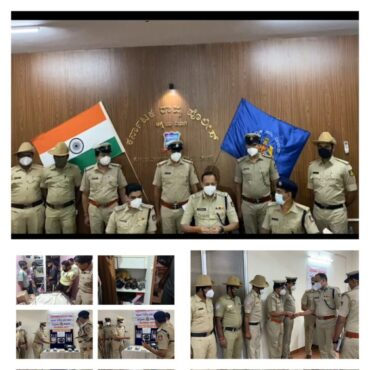 Two Inter-State Drug peddlers,Including B-Tech graduate arrested by Sudduguntepalya police,4Kg Hashish Oil Worth Rs.2 Crore Recovered.