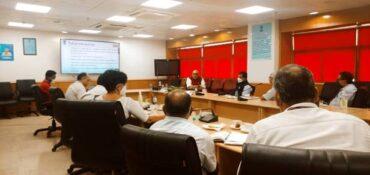 Govt reviews the progress made on implementation of SVAMITVA