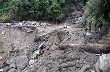 BRO restores connectivity at Yarlung-Lamang road in rain-hit Arunachal Pradesh