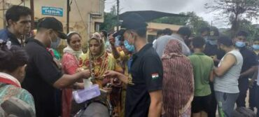 Relief & rescue efforts of Indian Coast Guard in floods-hit areas of Maharashtra, Goa & Karnataka