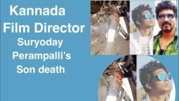 Kannada Filmmaker Suryoday Perampalli's Son Dies in Road Mishap in Bengaluru