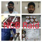 NCB Bengaluru busts International level drug racket,nabs two