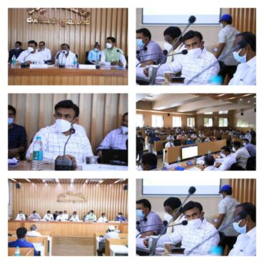 Cracks down on arbitrary transfers,counselling mandatory for transfer of medical officials and other staff in the health and family welfare department – Dr K Sudhakar