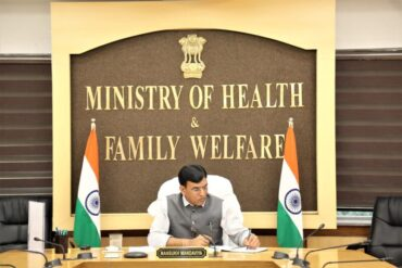 Union Health Minister Shri Mansukh Mandaviya takes charge as Chairperson of Stop TB Partnership Board