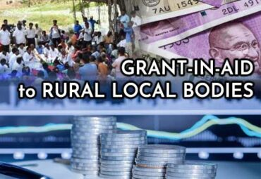 Grant-in-aid amounting to Rs. 13,385.70 crore released to Rural Local Bodies