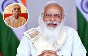PM to release a special commemorative coin on the occasion of 125th Birth Anniversary of Srila Bhaktivedanta Swami Prabhupada Ji on 1st September
