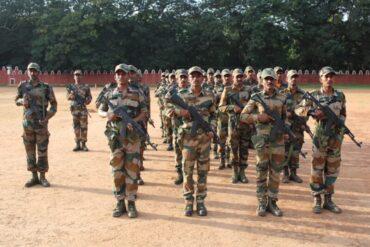 Bengaluru gets SWAT teams Special weapons and tactics team to combat terrorist activities
