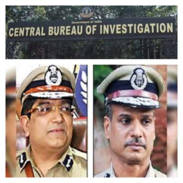 Phone Tapping Case: IPS Officer Bhaskar Rao Unhappy files protest petition against Closure Report by CBI