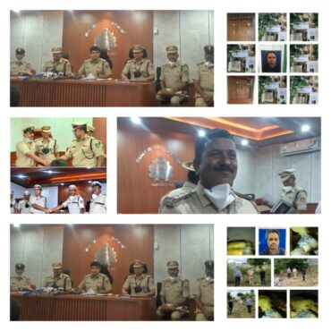 First time in the history of Karnataka state police's Surya City Police freezes Drug peddlers assets Worth Rs.1.6 Crore