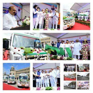 Karnataka adds 120 Advanced Life Support ambulances to '108' service