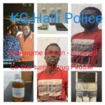 Chekwume Malvin Nigerian National Actor, arrested by KG Halli Police, for Peddling drugs,15 gms MDMA,Hashish Oil Worth Rs.8 Lakhs Seized