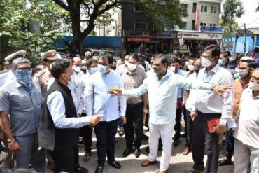 Yeshwanthpur RTO road to be widened