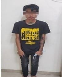 Notorious inter-state Drug peddler arrested heroin Worth Rs.2 Lakh seized