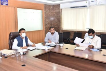 BBMP holds meeting on property tax ,issue notice and collect tax from defaulters – Gaurav Gupta