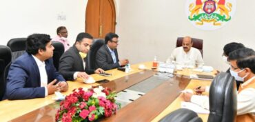 Karnataka CM stresses need to sell agri products on e-commerce platforms