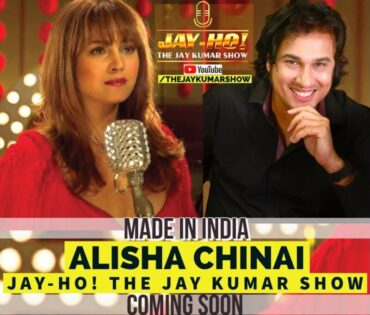 Pop Icon Alisha Chinai likely announce her new plans on