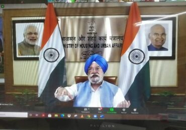 Atmanirbhar India will only be possible if our cities become productive: Shri Hardeep Puri;