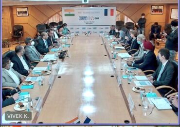 NTPC in pact with Électricité de France S.A. for cooperation in international power sector